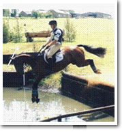 Equine Sports Massage - Testimonial Picture - SE Eventing
