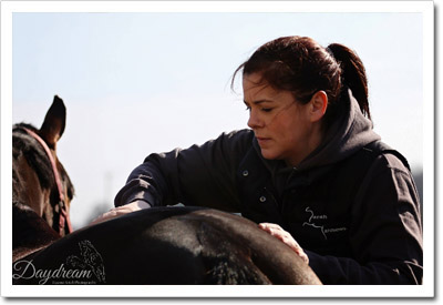 Sarah Matthews - Equine Sports Massage Therapist